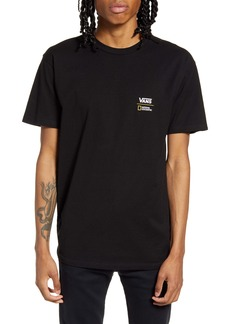 Vans x National Geographic Globe T-Shirt
