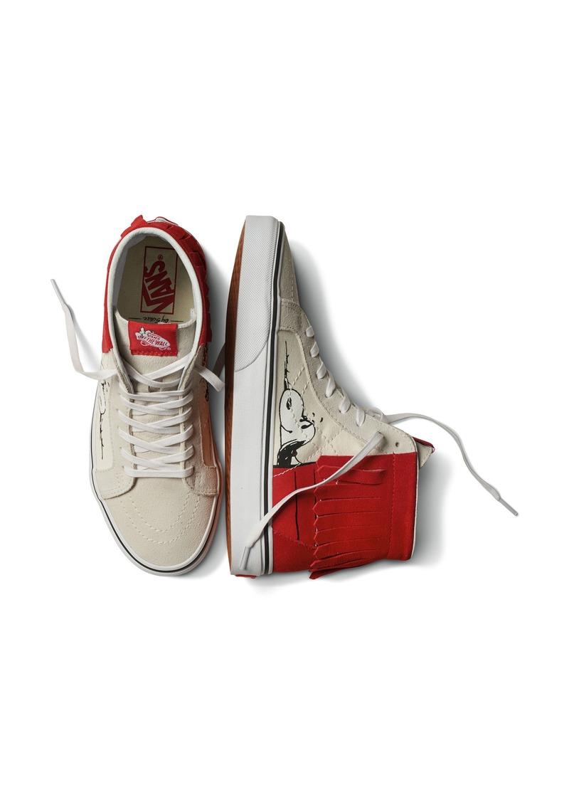 Vans x Peanuts Snoopy's Doghouse Sk8-Hi Sneaker (Women)