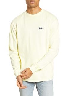 Vans x Pilgrim Surf + Supply Long Sleeve Logo T-Shirt
