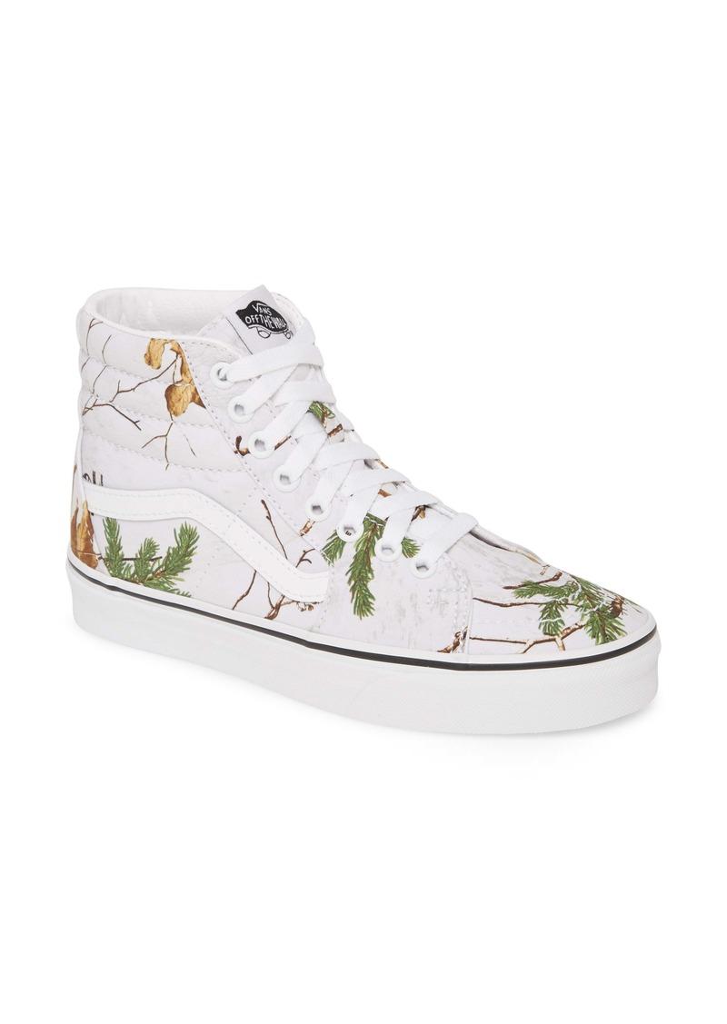 Vans x Realtree Sk8-Hi Sneaker (Women)