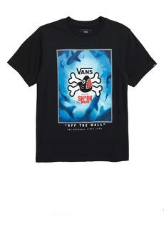 Vans x Shark Week Graphic T-Shirt (Big Boys)