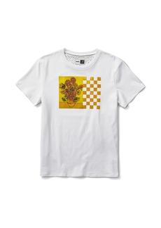 Vans x Van Gogh Museum Sunflowers Boyfriend Tee
