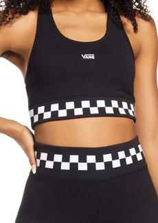 Women's Vans Checkmate Racerback Sports Bra