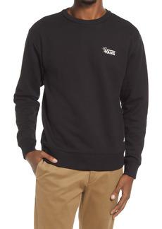 Men's Vans Floral Logo Crewneck Sweatshirt