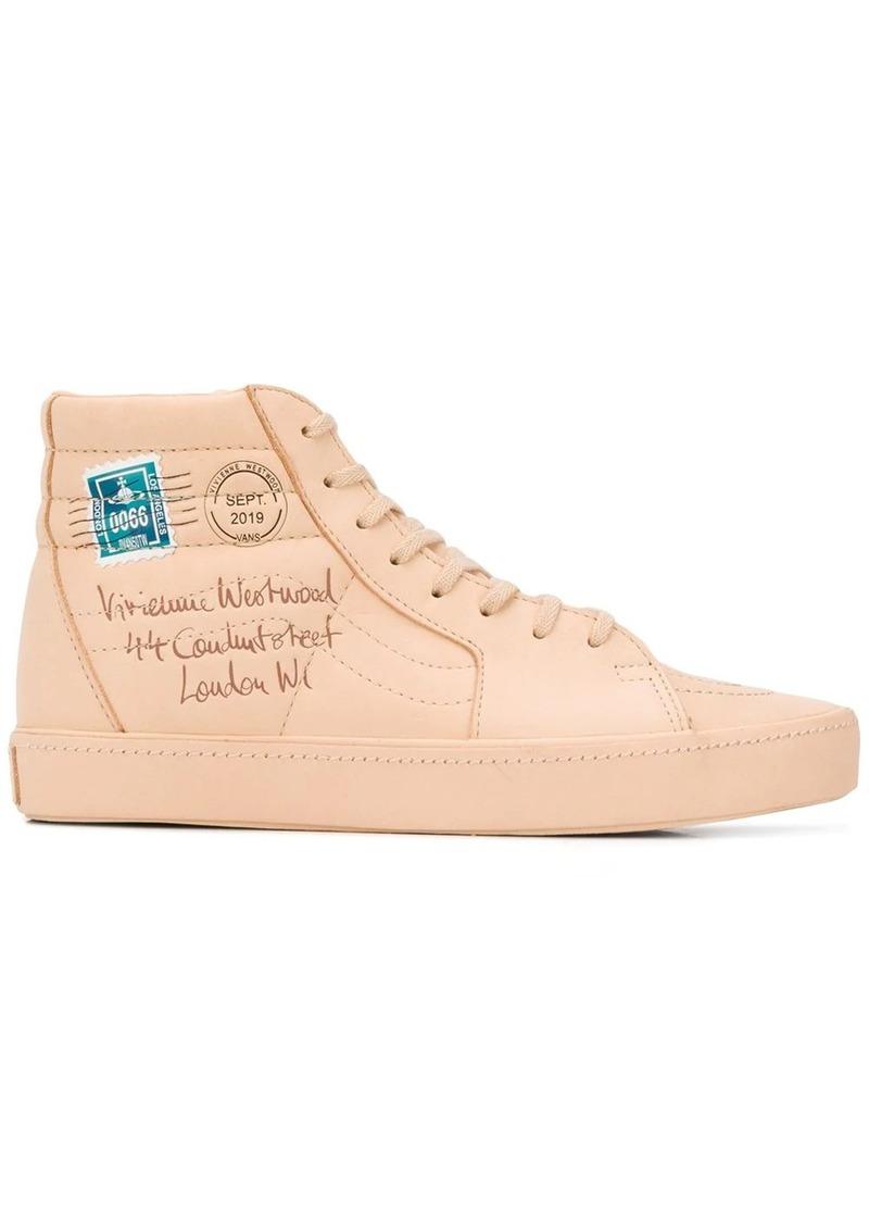 Vans x Vivienne Westwood SK8-Hi sneakers