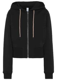 Varley Abourne stretch-cotton hoodie