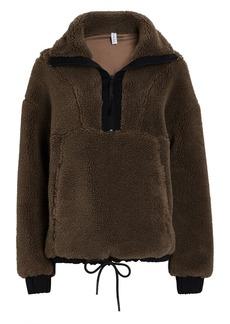 Varley Appleton Half-Zip Fleece Sweatshirt