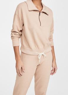 Varley Buckingham Half Zip Sweater