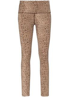 Varley Duncan cheetah-print leggings