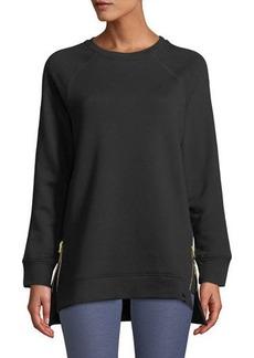Varley Manning Raglan Pullover Sweatshirt