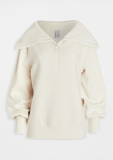 Varley Vine Half Zip Sweater