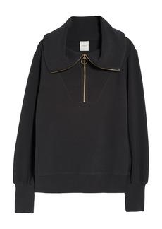 Varley Vine Ottoman Half Zip Pullover