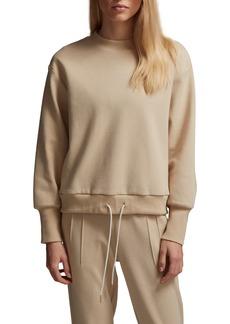 Women's Varley Margate Edith Pique Sweatshirt