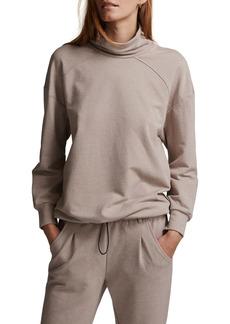 Women's Varley Morrison Funnel Neck Sweatshirt