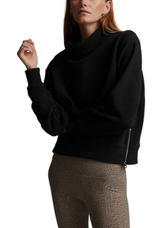 Women's Varley Simon 2.0 Ottoman Turtleneck Sweatshirt