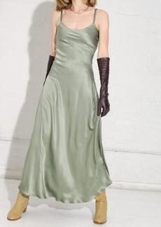 Veda Frankie Silk Dress Seafoam