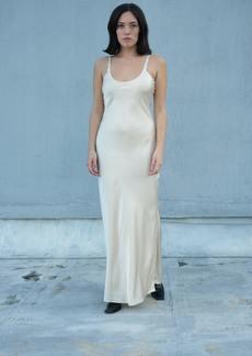 Veda Frankie Silk Dress Ghost