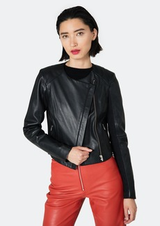 Veda Dali Smooth Leather Jacket
