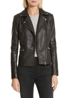 Veda Dallas Orion Lambskin Leather Jacket