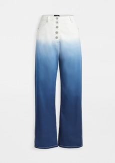 VEDA Eclipse Button Fly Jeans