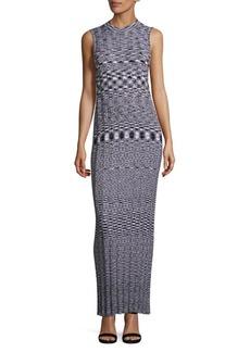 Veda Johnny Sleeveless Floor-Length Dress