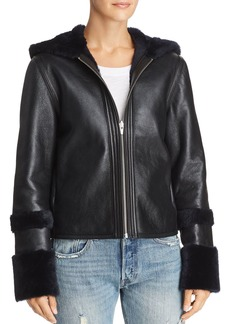 Veda Parker Reversible Shearling Jacket