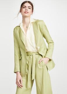 VEDA Uno Linen Blazer