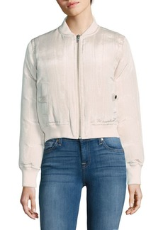 Veda Woven Puffer Jacket