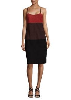Veda Zippered Triplex Dress