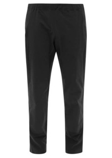 Veilance Secant panelled technical-shell tapered trousers
