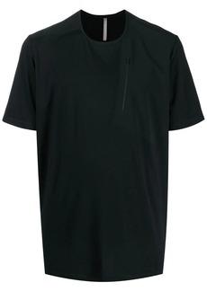 Veilance zip-detailed short-sleeved T-shirt