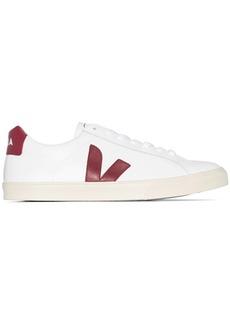 VEJA Esplar logo-appliqued leather sneakers