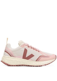 VEJA panelled low top trainers