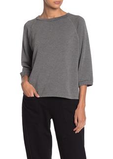 Velvet by Graham & Spencer Adette 3/4 Length Sleeve Sweater