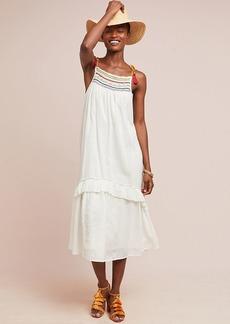 Velvet by Graham & Spencer Aira Embroidered Dress