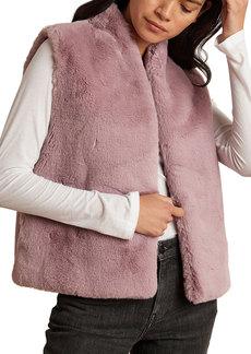 Velvet by Graham & Spencer Chelle Faux-Fur Vest