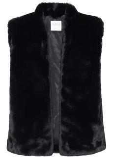 Velvet by Graham & Spencer Chelle faux fur vest
