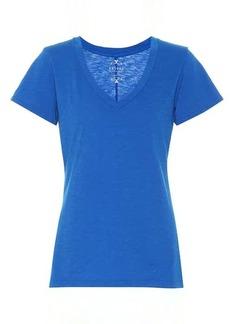 Velvet by Graham & Spencer Cotton T-shirt