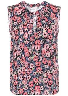 Velvet by Graham & Spencer Exclusive to Mytheresa – Edeline floral top