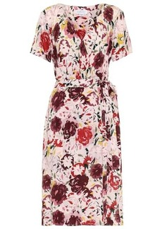 Velvet by Graham & Spencer Exclusive to Mytheresa – Rona floral wrap dress