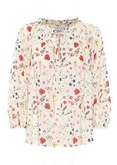Velvet by Graham & Spencer Exclusive to Mytheresa – Sharla floral blouse