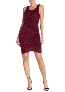 Velvet by Graham & Spencer Feather Hacci Racerback Midi Dress