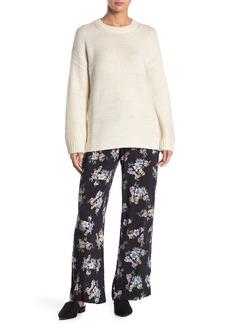 Velvet by Graham & Spencer Floral Printed Pants