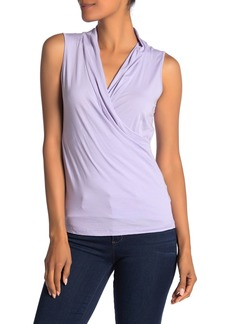 Velvet by Graham & Spencer Gauzy Whisper Wrap Tank Top