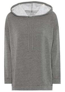 Velvet by Graham & Spencer Harley jersey hoodie