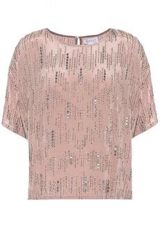 Velvet by Graham & Spencer Jonelle embellished top