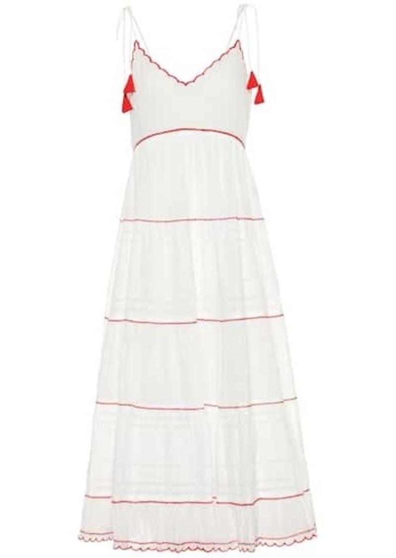 Velvet by Graham & Spencer Kaelynn cotton dress