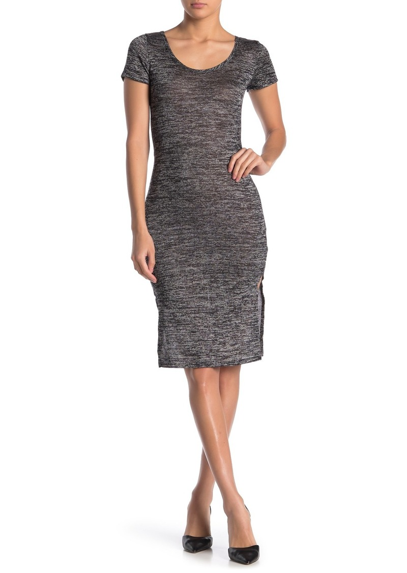 Velvet by Graham & Spencer Knit Midi Sweater Dress