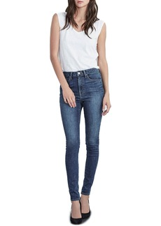 Velvet by Graham & Spencer Lilly High Rise Skinny Jeans