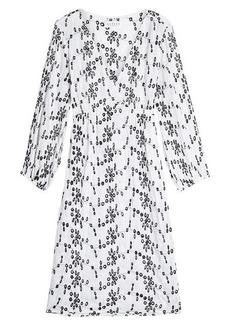 Velvet by Graham & Spencer Lolly Embroidered Dress
